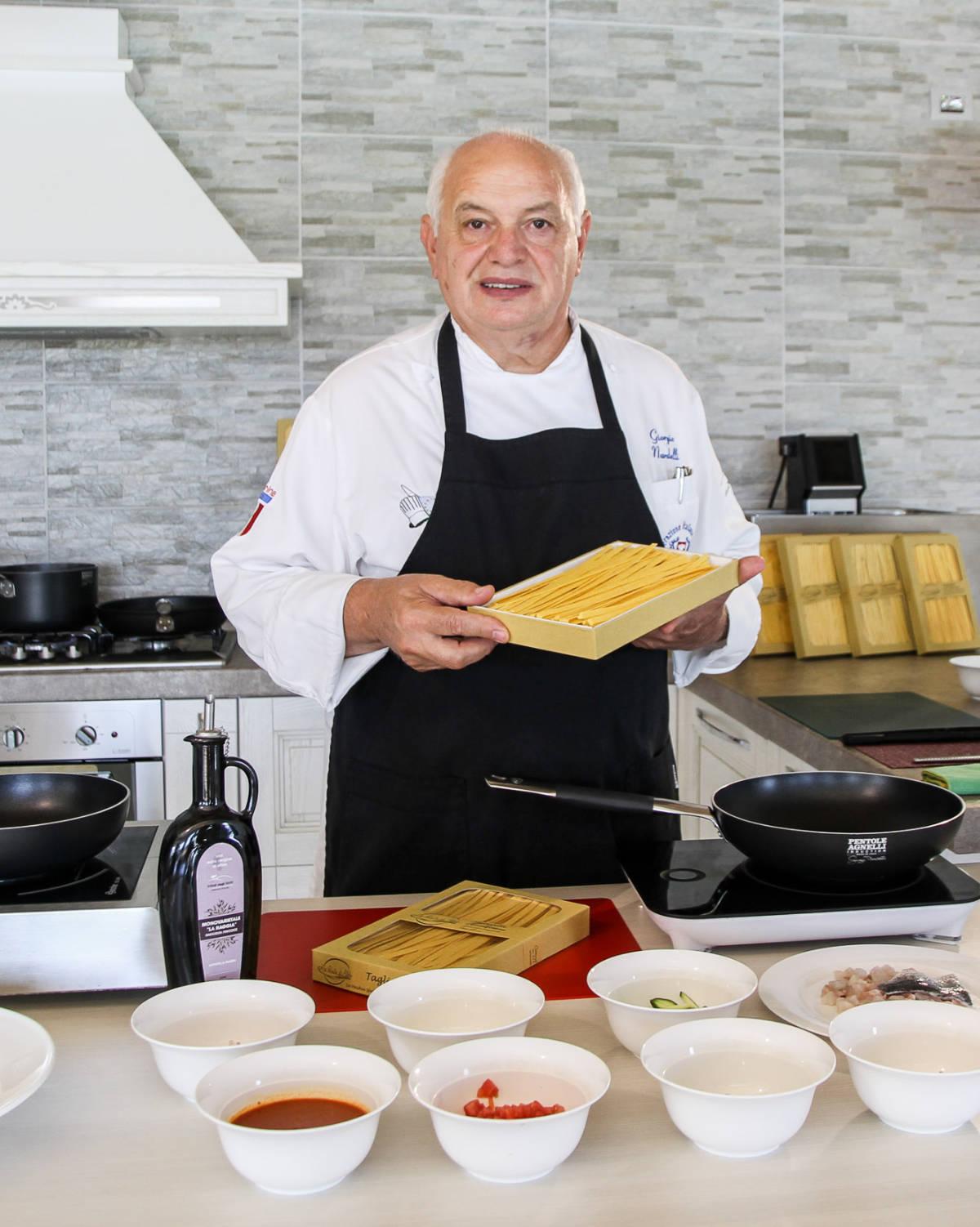 Chef Giorgio Nardelli