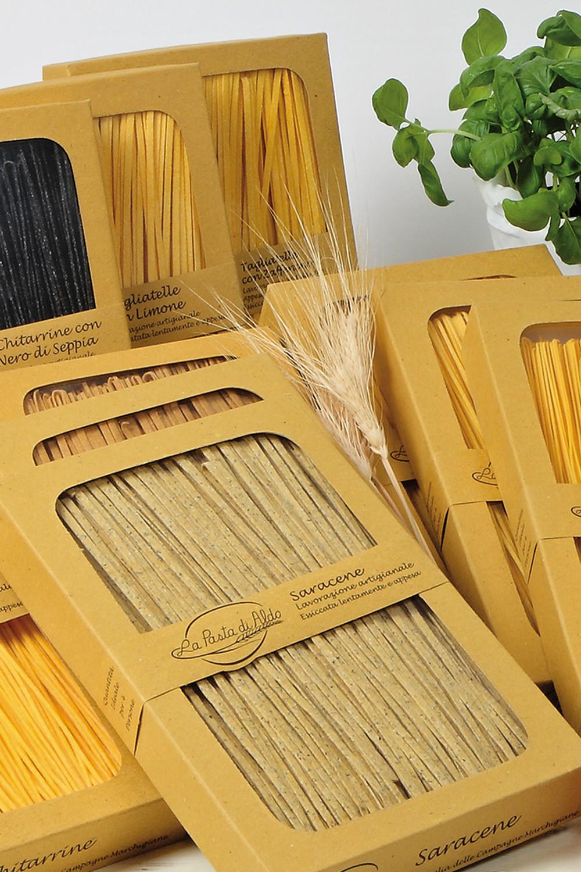 Corporate gifts artisan egg pasta
