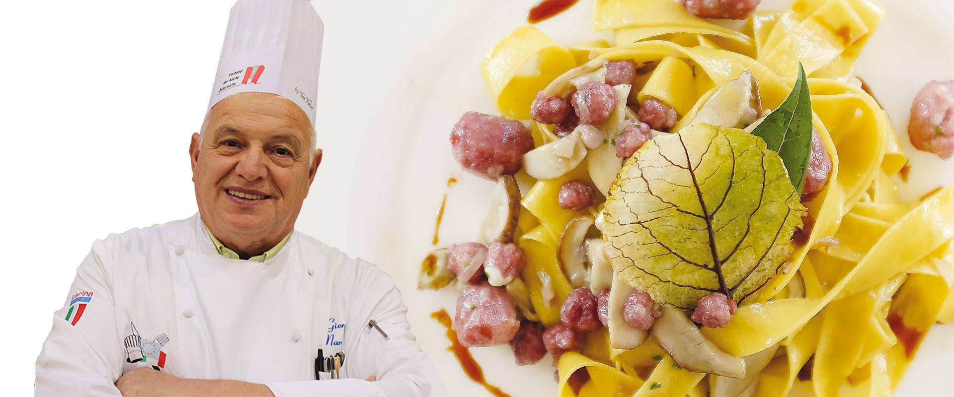 Ricette italiane pasta all'uovo secca